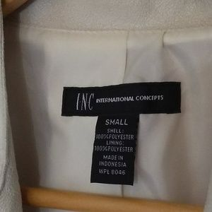 INC International Concepts Jackets & Coats - INC Small blazer